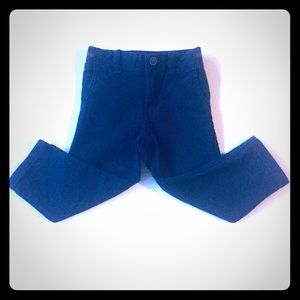 ❤️Tommy Hilfiger Blue straight Pants Size 2T/B